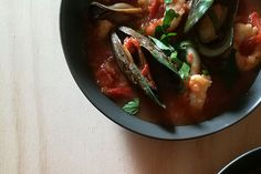 Mediterranean seafood soup recipe, Bite – visit Bite for New Zealand recipes using local ingredients – bite.co.nz