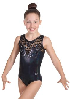 4a40d5f98 Details about NEW!! Sublime Gymnastics Tank Leotard by Snowflake ...