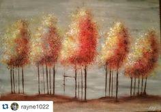 I love the soft trees by @rayne1022... Tag #TalentedPeopleInc and follow us for a featured post!  Impressions of trees Acrylic on canvas board #artacademy #arts #artshelp #artspotlight #bestartfeatures #artmagazine #artistsdrop #theartinyou #sharingart #talentedpeopleinc #arts_gallery #mk_art_idea #vangoart #pnwartist #myartwork #acryliconcanvas #acrylicpainting #trees #tree_brilliance #impressionism by talentedpeopleinc