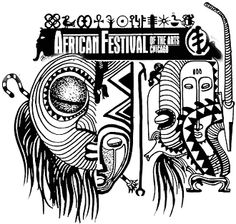 """African Festival of the Arts is fantastic!"" - @HFofNicholes"