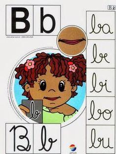 Veja o alfabeto em português colorido para imprimir, ele esta completo da letra A até Z com 2 tipos de letras diferentes, estando disponível... First Grade, Bingo, Mario, Crafts For Kids, Therapy, Education, Fictional Characters, Google, Party Dress