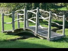Image result for wooden bridge