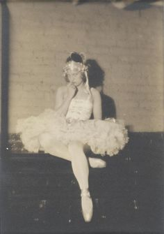 Edward Steichen, Dancer, ca. 1920