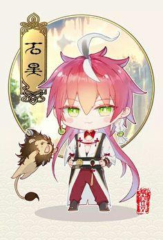 J_T Demon King, Perfect World, Manga Games, Manhwa, Chibi, Anime, Fictional Characters, Cartoon Movies, Anime Music