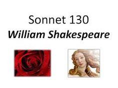 essay info sonnet 130
