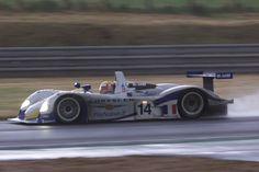 Chrysler LMP 2001 Le Mans Seiji Ara / Masahiko Kondo / Ni Amorim
