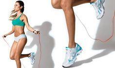Abdominal e corda: um treino de 20 minutos para exterminar a barriga   MdeMulher