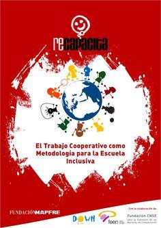 El trabajo cooperativo como metodología para la escuela inclusiva. Cooperative Learning Activities, Teacher Tools, Teaching Tips, Best Teacher, Teamwork, Classroom, Education, School, Creative