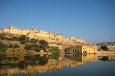 Full-Day Jaipur Tour including Amber Fort and City Palace with Lunch Enjoy a memorable day of sightseeing and shopping on this guided tour of the highlights of Jaipur. Visit a variety of well-known historical landmarks including the Amber Fort, the City Palace, the Hawa Mahal and more. This 10-hour tour includes transportation, admission to all listed monuments and an Indian buffet lunch.Meet your guide at your Jaipur hotel or arrange to be picked up at the airport or railway ...