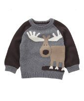 View details of Mothercare Moose Jumper
