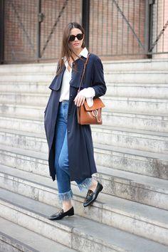 7 Chic Ways To Style A Trench Coat | Bloglovin' Fashion | Bloglovin'