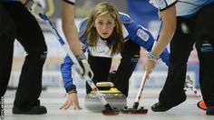 Mar 23 Scotland will face Sweden in the final of the World Women's Curling Championship in Riga after a tense semi-final win over Canada.