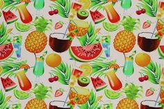 """NTG725  """"I like pina coladas..""""  #ebifabrics #tropical"""