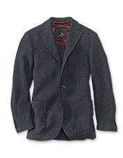 3f7345c95 The Highland Tweed Casual Jacket is a lighter, less formal version of an  Orvis classic