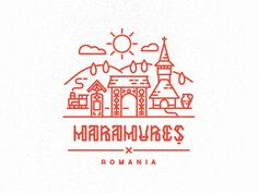 Here is someting done for fun, not sure if its the right composition yet :) My goal was to represent some of the beauty of Maramures area with its most important landmarks. I have also used a custo...