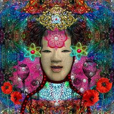 These are the glittering dreams of Splash splash kisses. Digital Collage, Digital Art, Dream Baby, Daydream, Kisses, Collages, Poppy, Dreaming Of You, Fairy Tales