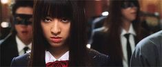 Gogo Yubari: I'm watching you.