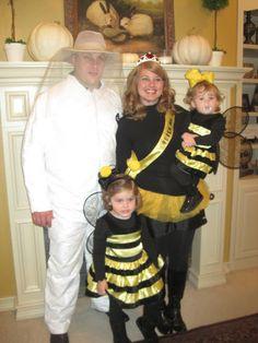 Queen Bee - family costumes