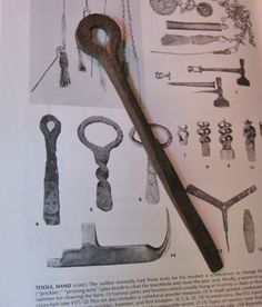 Musket tools