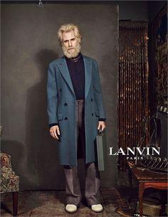 Lanvin Fall/Winter 2012/13 Photographer: Steven Meisel Set Design: Mary Howard Studio