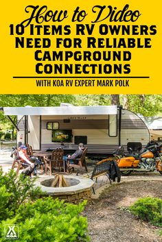 10 Items RV Owners Need for Reliable Campground Connections