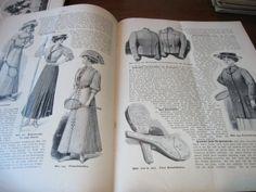 ★ 1909 Fashion Art Print Dress Design for Sports Tennis Raquet Edwardian   eBay