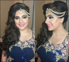 Indian Bridal Hairstyles: The Perfect 16 Wedding Hairdo Pics