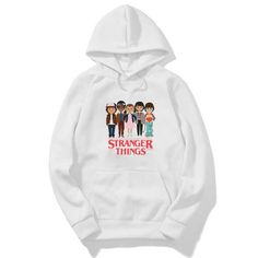 Stranger Things Hoodie, Hoodies, Sweatshirts, Trendy Fashion, Unisex, Age 3, Long Sleeve, Boys, Clothes