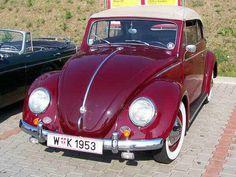 VW 1/15 Cabrio - Bj. 1953