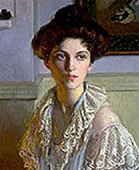 Mujeres en la historia: La impresionista autodidacta, Lilla Cabot Perry (1848-1933)
