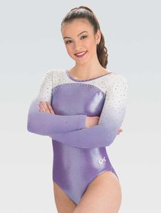 c048ff776467 Competition Gymnastics Leotard GK Artistic Web Long Sleeves Gymnastics  Competition Leotards, Team Names, Sportswear