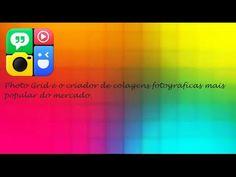 Photo Grid Aplicativo Para Montagem de Fotos e Vídeos Para Android ♡ ♥