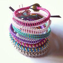Tutorial: Beaded Wrap Bracelet | Bracelets by Cindi