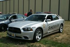 Lake County (IL) Sheriff # 801 Dodge Charger
