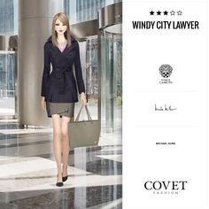 Paper Dolls Book, Covet Fashion, Michael Kors, My Style, Books, Lawyer, Twitter, City, Libros