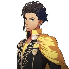 View an image titled 'Claude Portrait Art' in our Fire Emblem: Three Houses art gallery featuring official character designs, concept art, and promo pictures. Character Concept, Character Art, Concept Art, Character Ideas, Fire Emblem Awakening, Fire Emblem Characters, Fantasy Characters, Fire Emblem Games, Character Design Inspiration