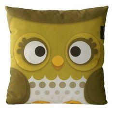 Cute Owl Pillow! #owl