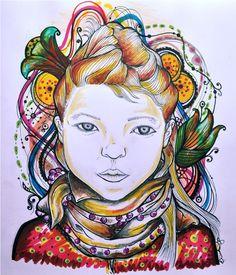 ©Estefanía FernándezR.  http://www.behance.net/estegrafica
