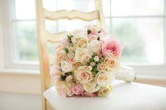 Classic pale pink bouquet