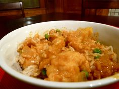 Creamy Winter Squash Curry (Slow Cooker Recipe)
