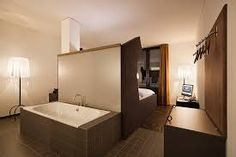 Image result for open bathrooms in bedrooms