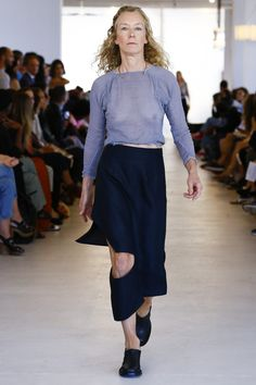 Eckhaus Latta Spring 2016 Ready-to-Wear Collection Photos - Vogue