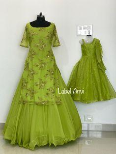 Long Gown Dress, Long Frock, Long Dresses, Maxi Dresses, Pretty Dresses, Long Skirt Top Designs, Long Dress Design, Dress Neck Designs, Lengha Dress