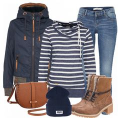 Freizeit Outfits: Casual bei FrauenOutfits.de