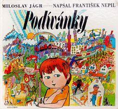 dětské knihy : PODÍVÁNKY – Miloslav Jágr
