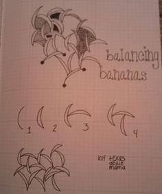 balancing bananas tangle | Flickr - Photo Sharing!