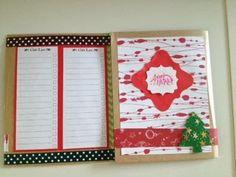 PannoLù: Christmas planner!