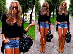 shorts look - Pesquisa Google