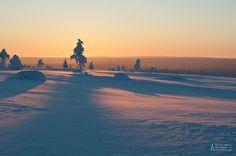 Love! Kaunispää, Saariselkä, Lapland, Finland – February 14th, 2011,  by Vesa Loikas.