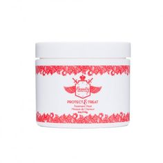 Beauty Protector Protect & Treat Hair Mask - My mom gave this to me as a sample from her BirchBox.  I have damaged hair and it made my hair SO soft and smells so good...like pink sugar.  New Fan!